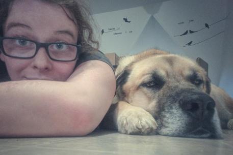 Finn and I
